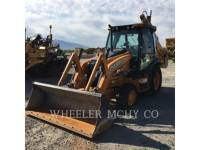 Equipment photo CASE 580SN BACKHOE LOADERS 1