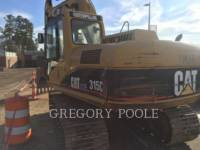 CATERPILLAR EXCAVADORAS DE CADENAS 315CL equipment  photo 6