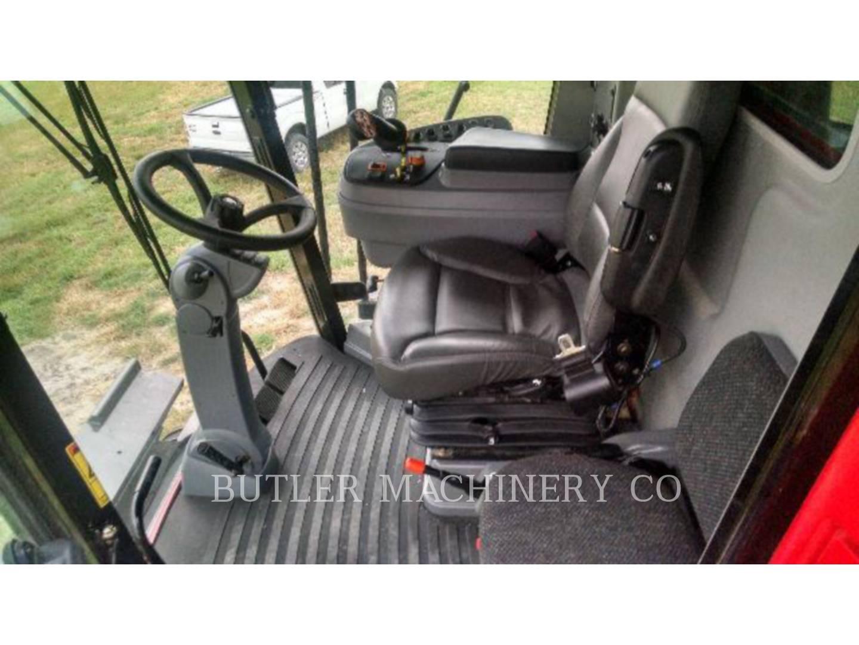 Detail photo of 2012 Massey Ferguson 9540 from Construction Equipment Guide
