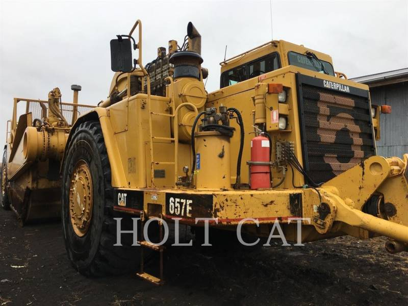 CATERPILLAR SCHÜRFZÜGE 657E equipment  photo 8