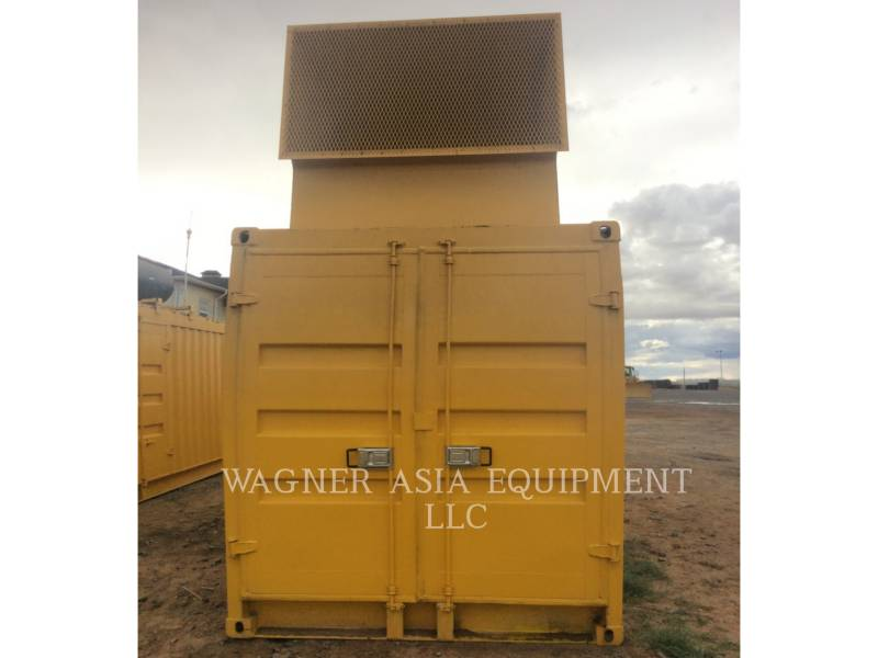 GENSET STATIONARY GENERATOR SETS CAT3516B equipment  photo 6