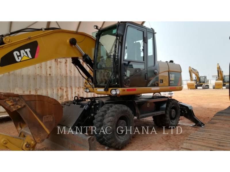 CATERPILLAR EXCAVADORAS DE RUEDAS M317 D2 equipment  photo 3