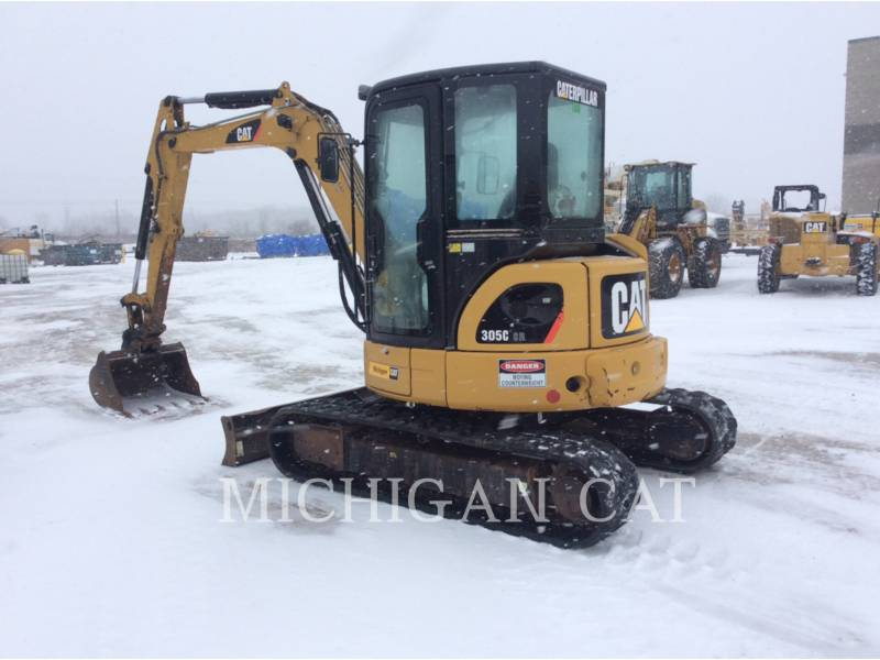 CATERPILLAR TRACK EXCAVATORS 305CCR AQ equipment  photo 3
