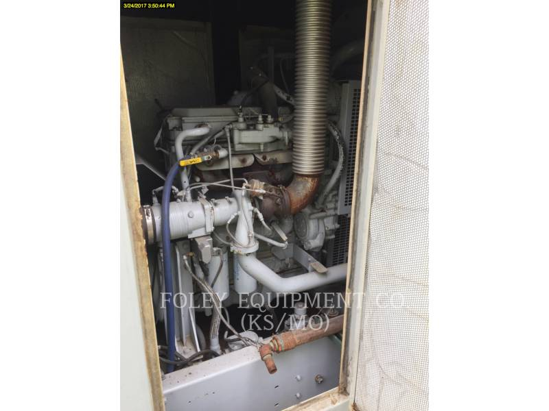 DETROIT DIESEL GRUPPI ELETTROGENI FISSI 6043TKG5EP equipment  photo 9