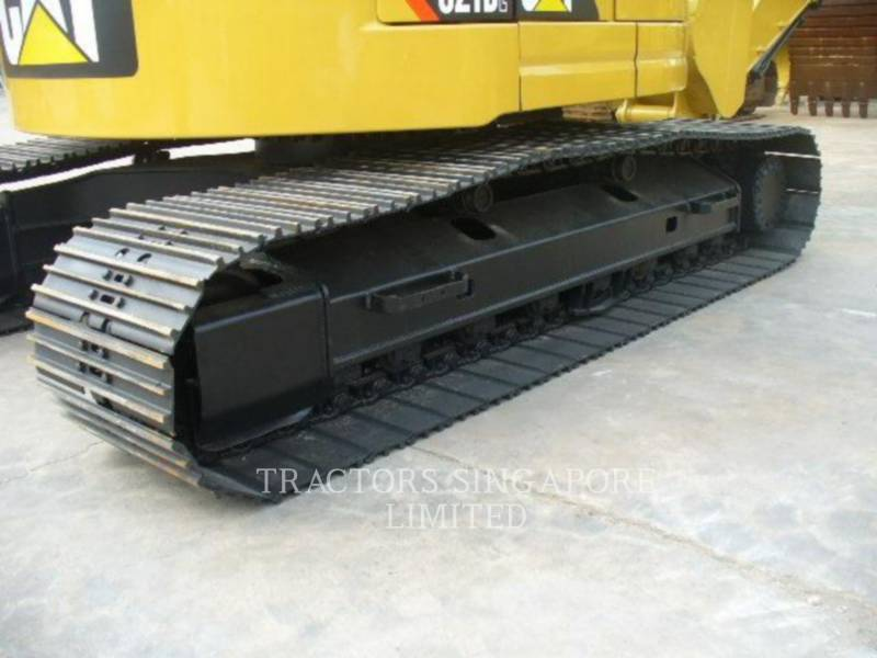 Caterpillar EXCAVATOARE PE ŞENILE 321DLCR equipment  photo 9