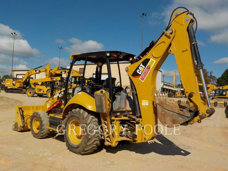 CATERPILLAR RETROEXCAVADORAS CARGADORAS 420F equipment  photo 7