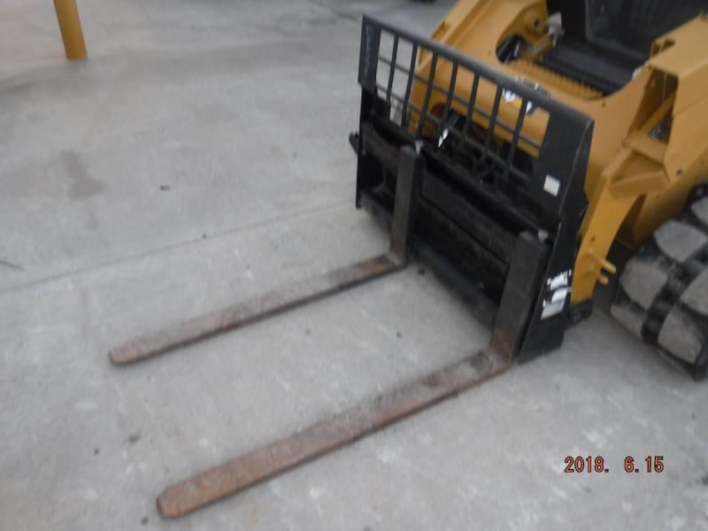 CATERPILLAR MULTI TERRAIN LOADERS 299D2XHP equipment  photo 6