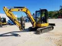 Equipment photo CATERPILLAR 305.5E CAB TRACK EXCAVATORS 1