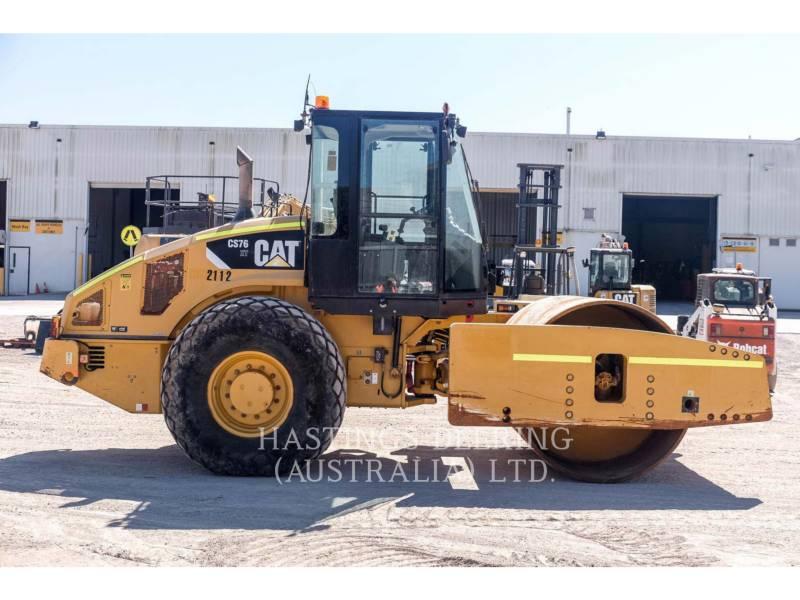 CATERPILLAR COMPACTADORES DE SUELOS CS76 XT equipment  photo 4
