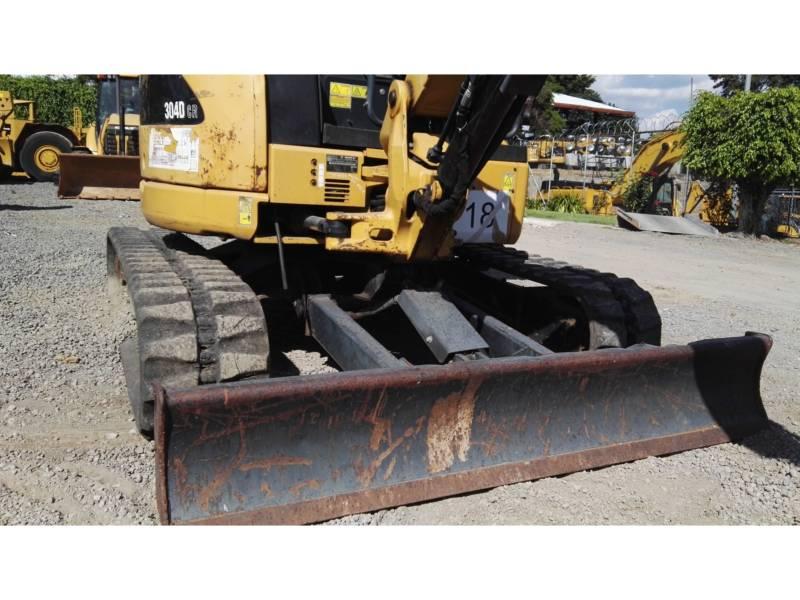 CATERPILLAR トラック油圧ショベル 304DCR equipment  photo 10