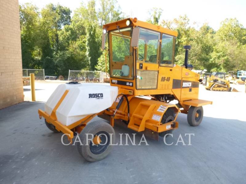 ROSCO ASPHALT PAVERS RB48 equipment  photo 4