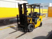 Equipment photo CATERPILLAR LIFT TRUCKS 2P5000 MONTACARGAS 1