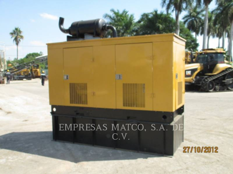 CATERPILLAR Grupos electrógenos fijos 3208 equipment  photo 4