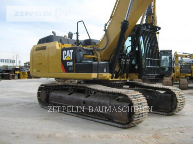 CATERPILLAR KETTEN-HYDRAULIKBAGGER 336ELNH equipment  photo 6