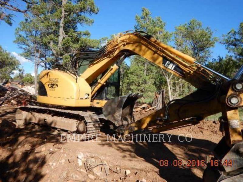CATERPILLAR TRACK EXCAVATORS 308C equipment  photo 4
