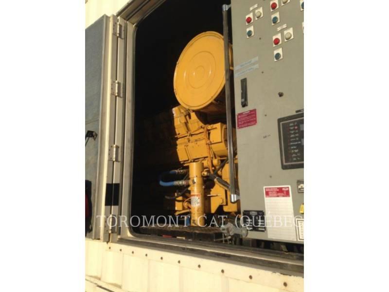 CATERPILLAR POWER MODULES (50494) XQ1000 3512 1000KW 600V equipment  photo 2