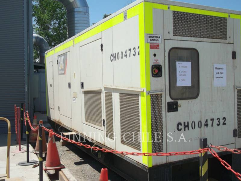 OLYMPIAN CAT STATIONARY GENERATOR SETS C15 equipment  photo 2