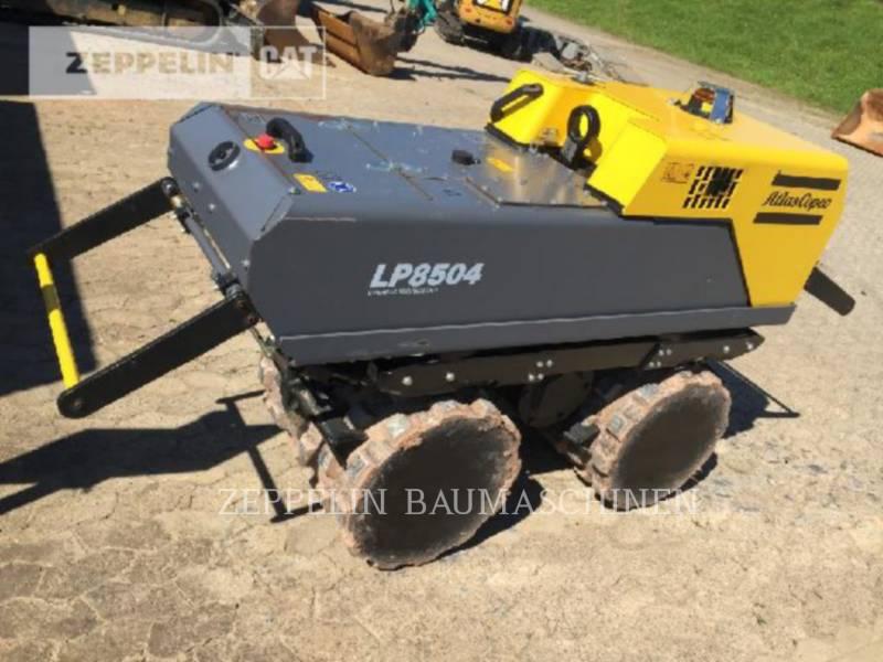 ATLAS-COPCO COMPACTORS LP8504 equipment  photo 2