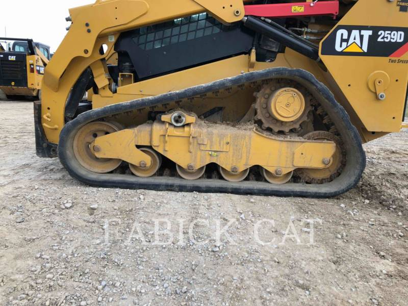 CATERPILLAR PALE CINGOLATE MULTI TERRAIN 259D equipment  photo 8
