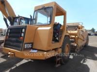 CATERPILLAR ホイール・トラクタ・スクレーパ 613C II equipment  photo 1