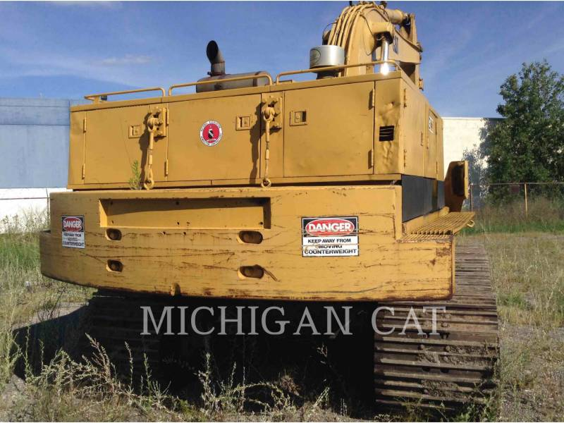 CATERPILLAR ESCAVADEIRAS 235C equipment  photo 5