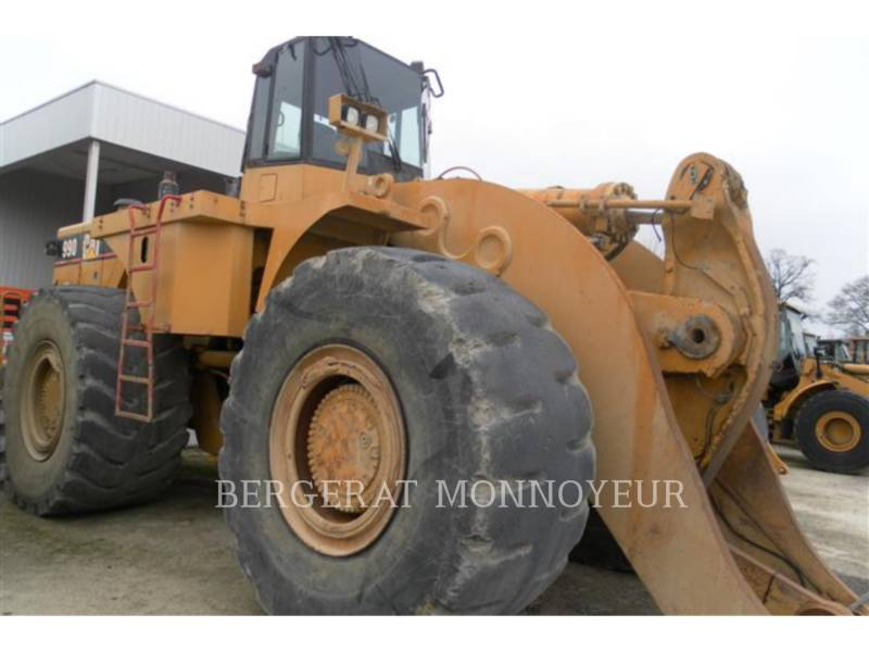 CATERPILLAR WHEEL LOADERS/INTEGRATED TOOLCARRIERS 990 equipment  photo 1