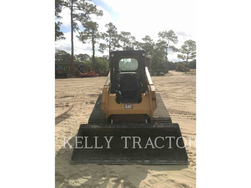 CATERPILLAR MULTI TERRAIN LOADERS 277D equipment  photo 10