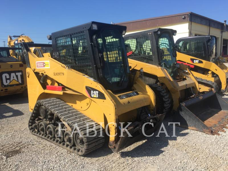 CATERPILLAR MULTI TERRAIN LOADERS 257B2 C3 equipment  photo 1