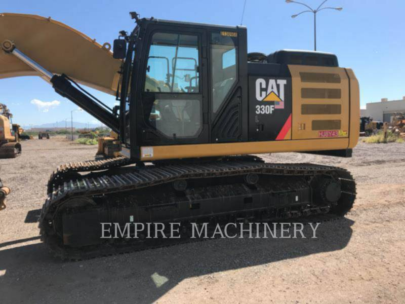 CATERPILLAR トラック油圧ショベル 330FL equipment  photo 7