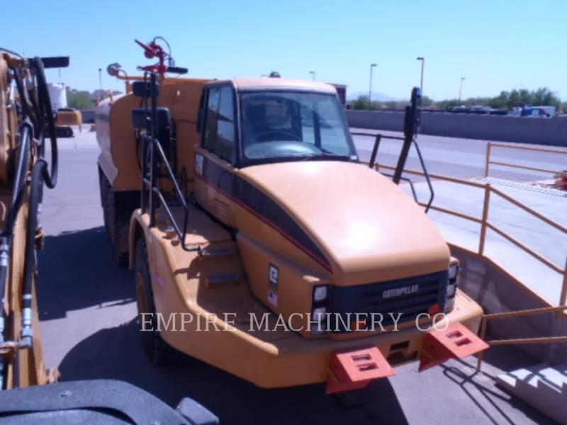 CATERPILLAR WASSER-LKWS 735 WT equipment  photo 1