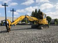Equipment photo KOMATSU LTD. PC240LL LOG LOADERS 1