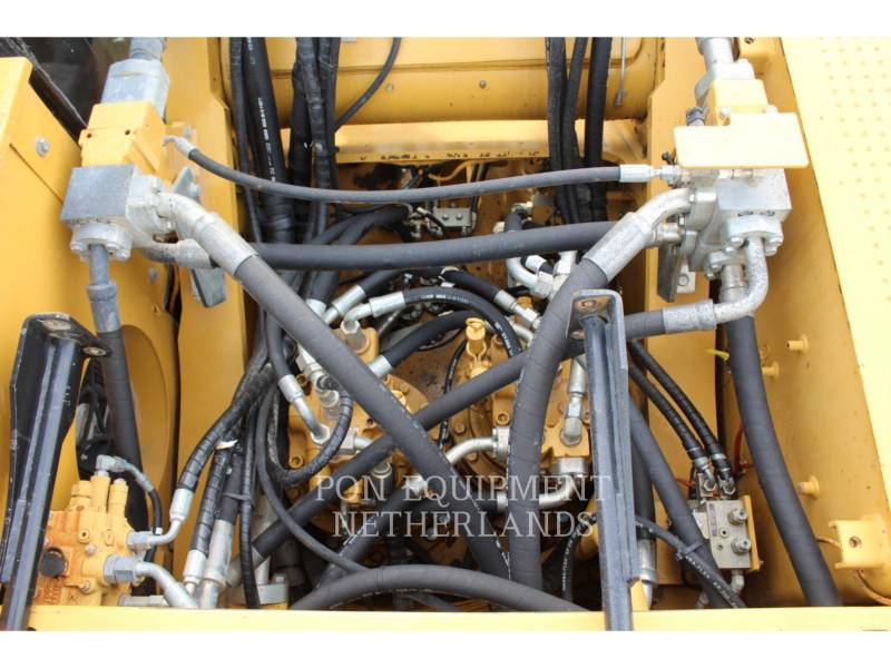 CATERPILLAR KETTEN-HYDRAULIKBAGGER 349 EL VG equipment  photo 16