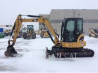 CATERPILLAR TRACK EXCAVATORS 305CCR AQ equipment  photo 4
