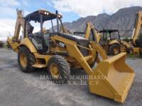 CATERPILLAR RETROESCAVADEIRAS 420 E equipment  photo 3