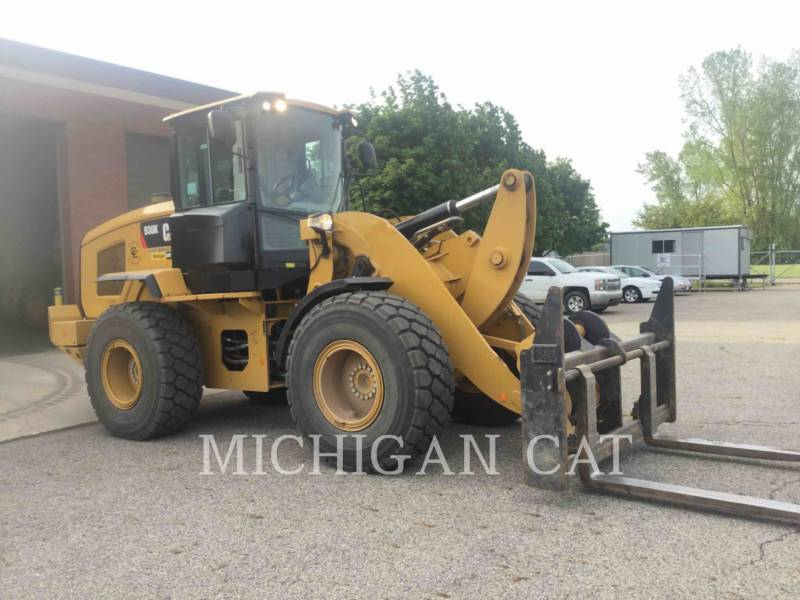 CATERPILLAR WHEEL LOADERS/INTEGRATED TOOLCARRIERS 930K LSRQ equipment  photo 5