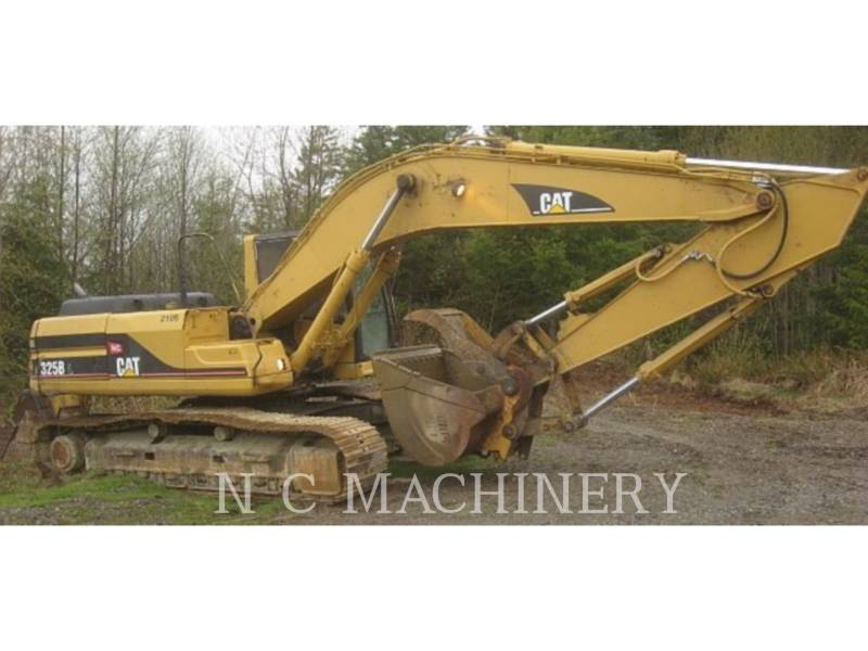 CATERPILLAR PELLES SUR CHAINES 325B L equipment  photo 2