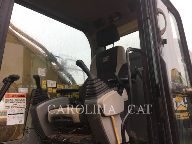 CATERPILLAR TRACK EXCAVATORS 349F equipment  photo 7