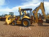 Equipment photo CATERPILLAR 416EST BAGGERLADER 1