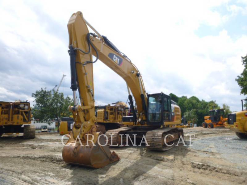 CATERPILLAR KETTEN-HYDRAULIKBAGGER 336ELQC equipment  photo 6