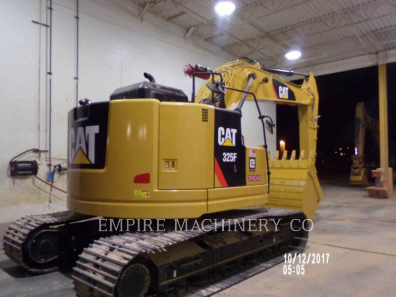 CATERPILLAR PELLES SUR CHAINES 325F LCR equipment  photo 2
