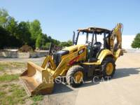 Equipment photo CATERPILLAR 416F2ST バックホーローダ 1