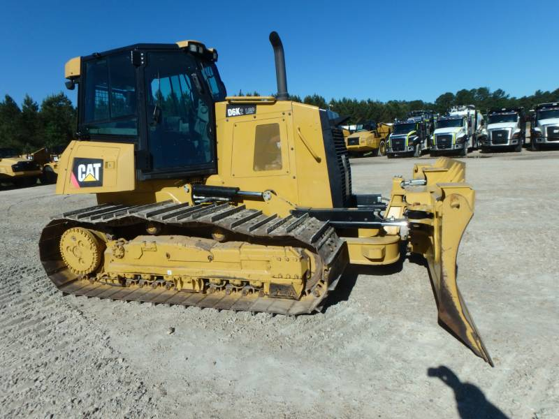 CATERPILLAR TRACK TYPE TRACTORS D6K2LGP equipment  photo 5