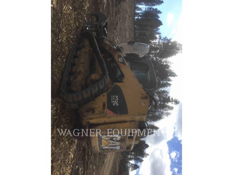 CATERPILLAR MINICARGADORAS 279C equipment  photo 4