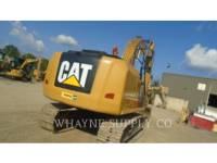 CATERPILLAR PELLES SUR CHAINES 318EL equipment  photo 2