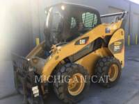 CATERPILLAR SKID STEER LOADERS 262C2 A2RQ equipment  photo 1