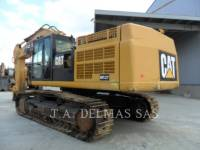 CATERPILLAR TRACK EXCAVATORS 349D2L equipment  photo 4