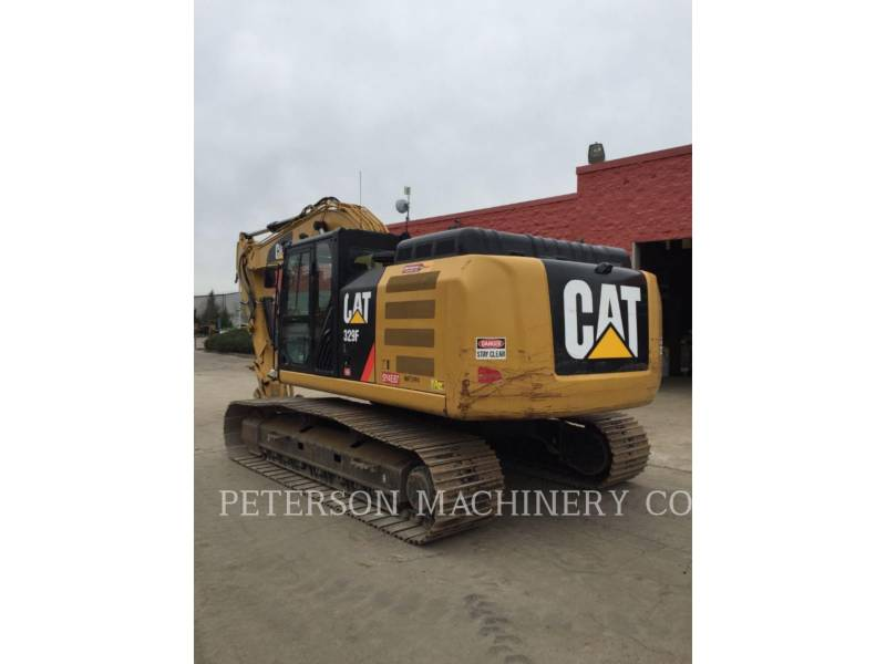 CATERPILLAR EXCAVADORAS DE CADENAS 329F equipment  photo 4