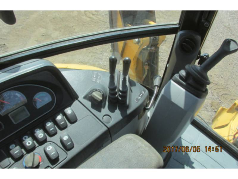 CATERPILLAR BACKHOE LOADERS 430FST equipment  photo 11