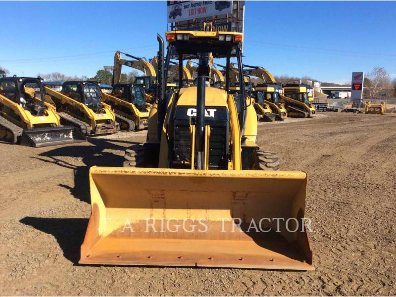 CATERPILLAR RETROEXCAVADORAS CARGADORAS 420F 4H equipment  photo 2