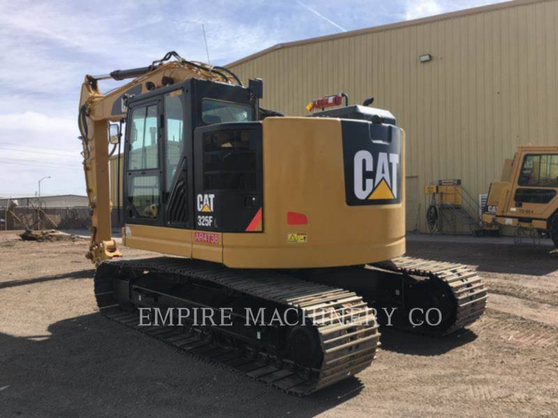 CATERPILLAR PELLES SUR CHAINES 325F LCR P equipment  photo 3